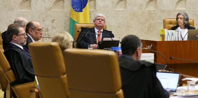 Plenário do Supremo Tribunal Federal, em Brasília. | LULA MARQUES/Agência PT