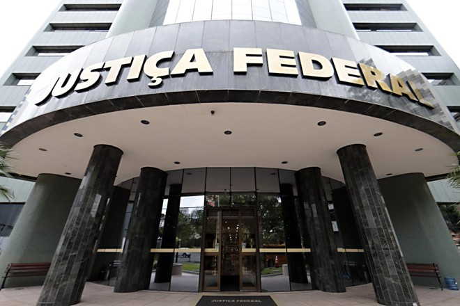 Justiça Federal de Curitiba, onde fica o juiz Sergio Moro, responsável pelos casos da Lava Jato em primeira instância | Albari Rosa/Gazeta do Povo/Arquivo