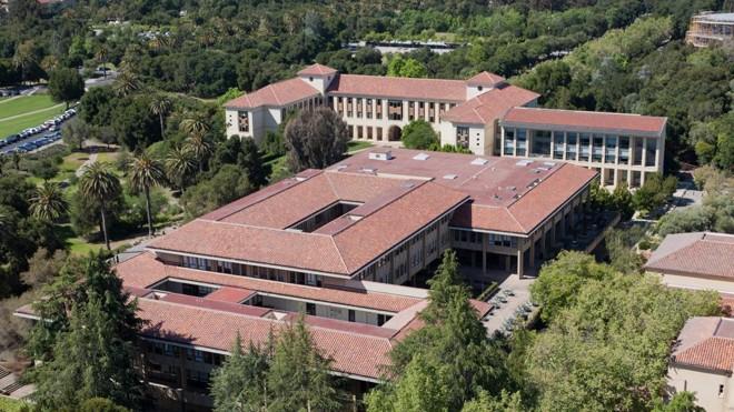 Universidade de Stanford, na Califórnia. | Criative Commons/Divulgação