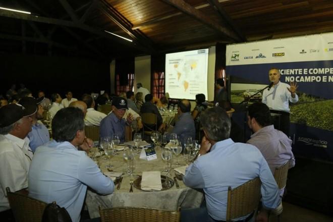 Os números da expedição safra foram apresentados durante o encerramento da 11ª edição do projeto, em Londrina (PR). | Lineu Filho/Gazeta do Povo