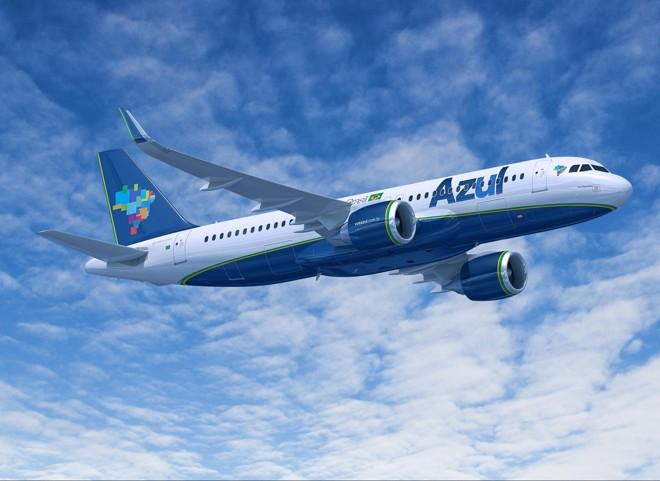 Azul vai fazer seu IPO em abril e planeja levantar  até R$ 2,23 bilhões | Airbus/Divulgação
