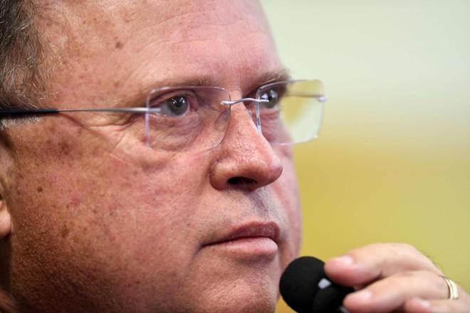Maggi relatou que ainda não decidiu quando visitará os principais mercados consumidores de carne brasileira, na companhia dos produtores.   EVARISTO SA/AFP
