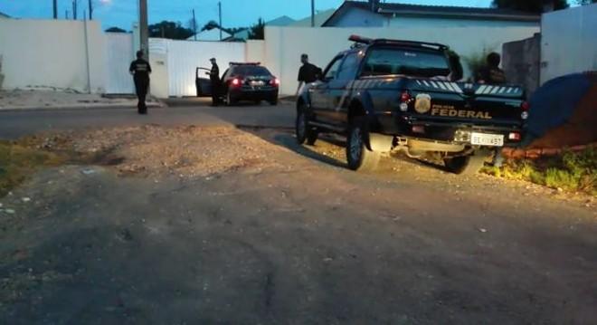 Polícia Federal cumpre mandados em Curitiba, Campo Grande (MS), Soracaba (SP) e Erechim (RS). | Polícia Federal/