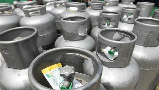 Petrobras reajustou o preço dos botijões de gás   Antônio More / Gazeta do Povo