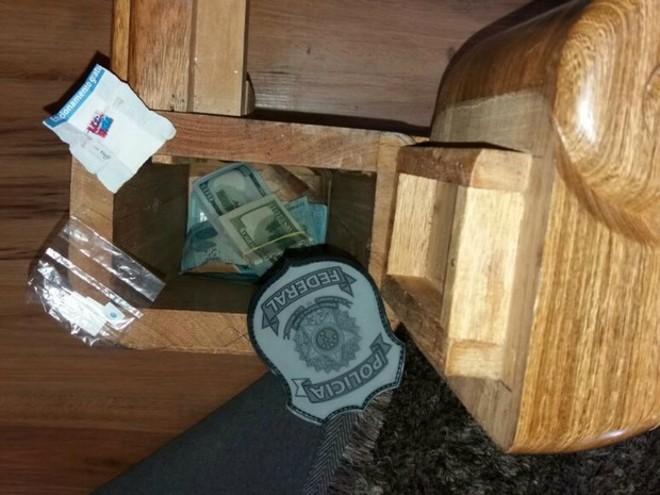 Operação desarticulou quadrilha de tráfico de drogas e apreendeu dinheiro e outros bens PF/Divulgação | PF/ Divulgação