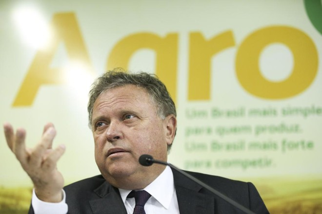 Corte vem poucos dias após o ministro Blairo Maggi garantir que os produtores teriam R$ 1 bilhão em crédito para superar a crise da Carne Fraca. | Marcelo Camargo/Agência Brasil