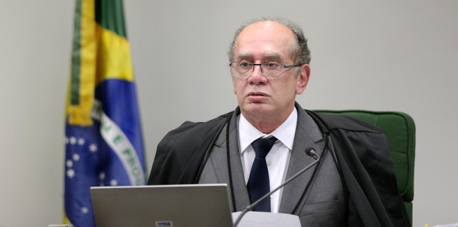 Gilmar Mendes, na segunda turma doSTF | Rosinei Coutinho/SCO/STF