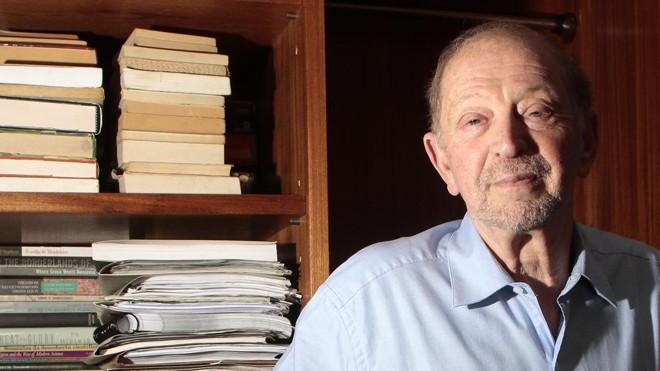Moacyr Scliar completaria 80 anos nesta quinta-feira | Neco Varella/AE