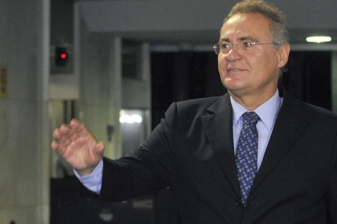 Renan Calheiros: pessoas ligadas ao senador estariam entre os alvos da  nova fase da Lava Jato . | Jane de Araújo/Agência Senado