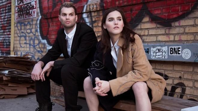 Tukker e Sophie:duo alemão musicou poema de Paulo Leminski. | Divulgação/