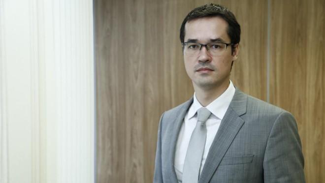 Deltan Dallagnol, coordenador da força-tarefa da Operação Lava Jato | Henry Milleo/Gazeta do Povo