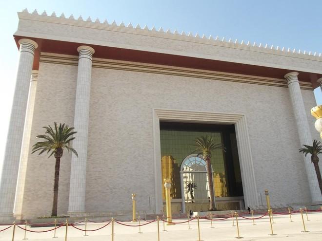 Templo de Salomão, construção mais imponente da Igreja Universa.   Pixaby