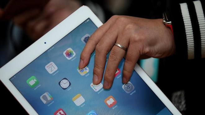 iPad continua sendo vendido no Brasil | JUSTIN SULLIVAN/AFP