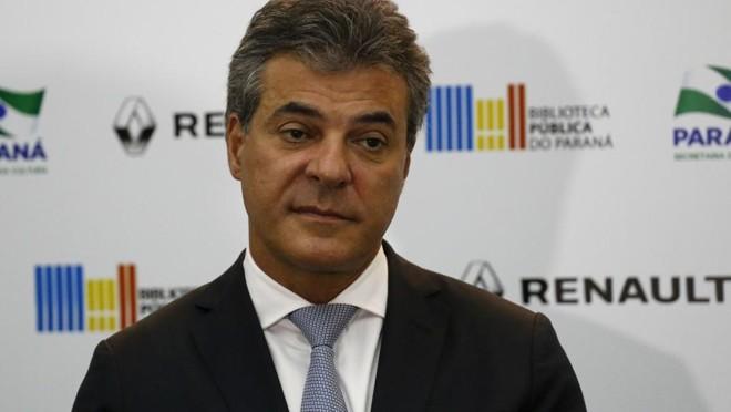 O governador do Paraná, Beto Richa (PSDB)   Pedro Serapio/Gazeta do Povo