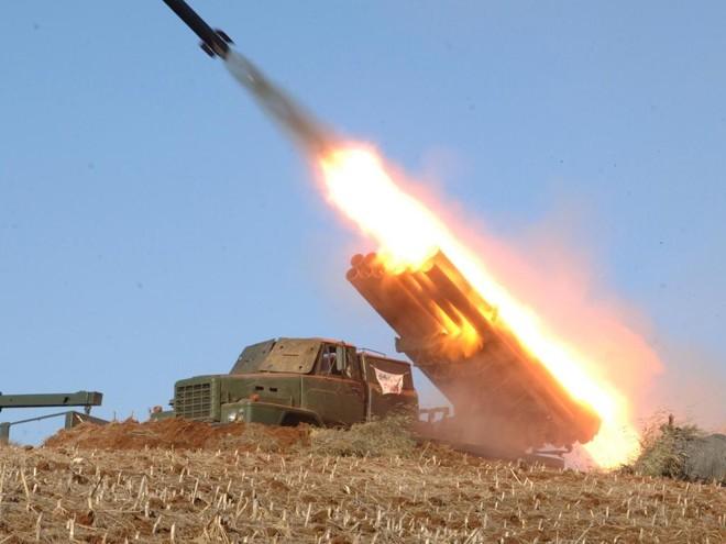 Veículo de subartilharia norte-coreano: poder de fogo é real? | AU/af/KCNA