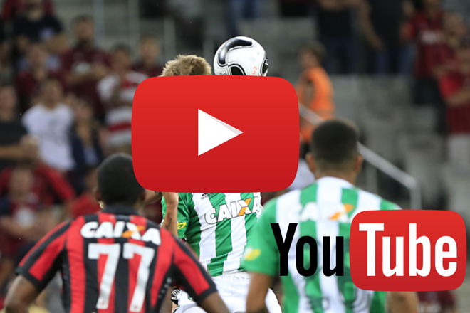 Paranaense terá a final Atletiba transmitida pela internet.   /
