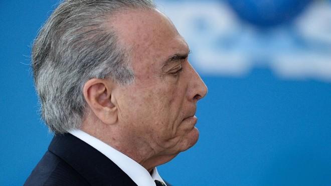 | ANDRESSA ANHOLETE/AFP