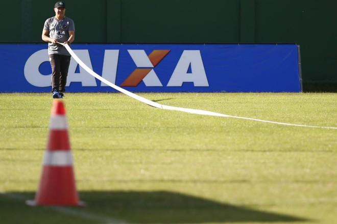 O técnico Pachequinho espera jogo difícil contra o Cianorte, mas o elenco está motivado para chegar à final contra o Atlético. | Henry Milleo/Gazeta do Povo