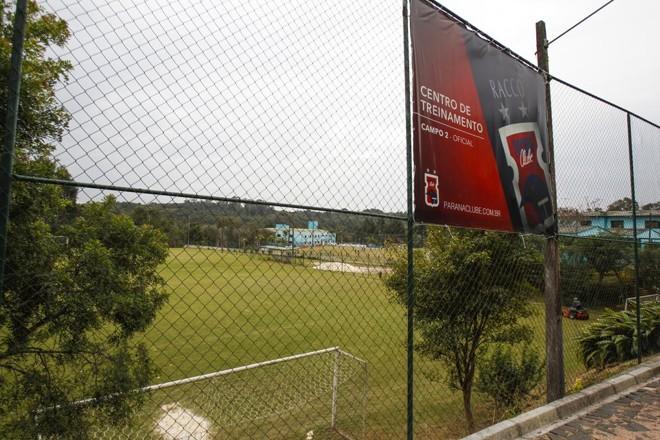 CT Barcelos aposta no futebol americano enquanto espera por novos projetos ligados ao futebol. | Daniel Castellano/Gazeta do Povo