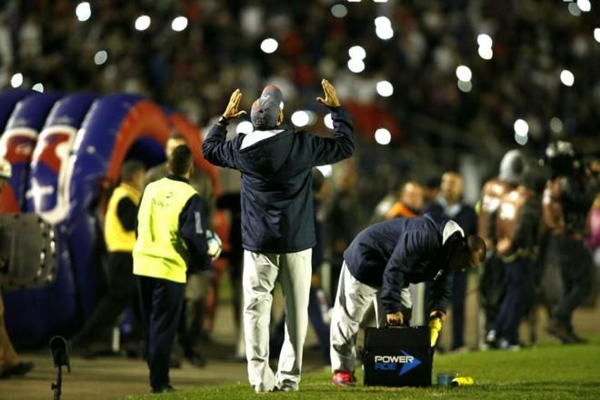 Técnico Wagner Lopes reage à classificação do Paraná às oitavas de final da Copa do Brasil. | Hugo Harada / Gazeta do Povo