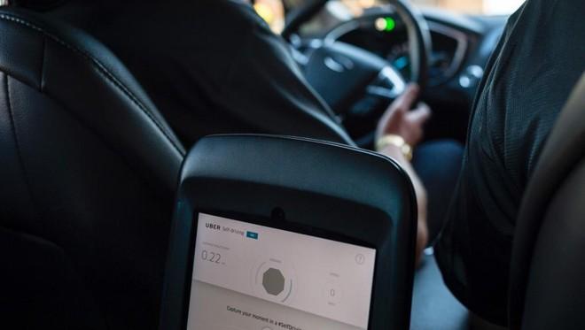 Uber divulgou que tem 13 milhões de usuários no Brasil | Angelo Merendino/AFP
