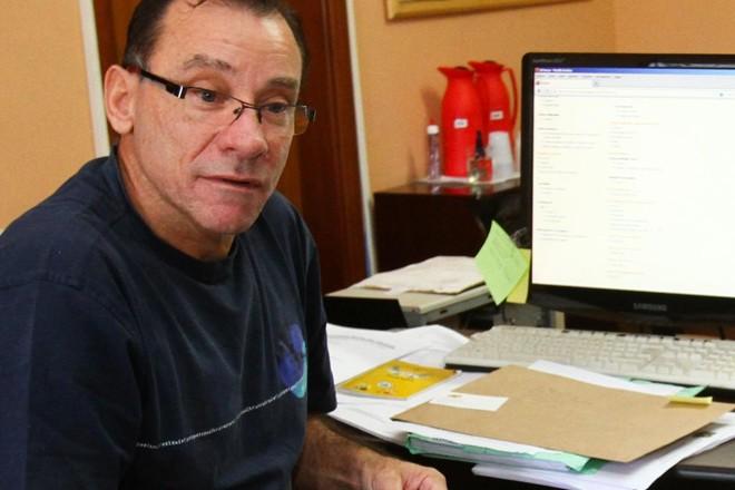 Felipetto: acusado de engavetar solicitações de perícias.   Roberto Custódio /Arquivo Jornal de Londrina