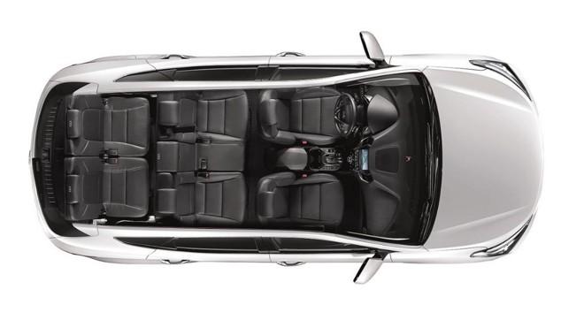 8807a458e Confira dez opções de carros, novos e usados, com 7 lugares