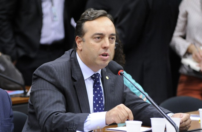 Fernando Francischini (SD-PR) | Alex Ferreira / Câmara dos Deputados/Arquivo