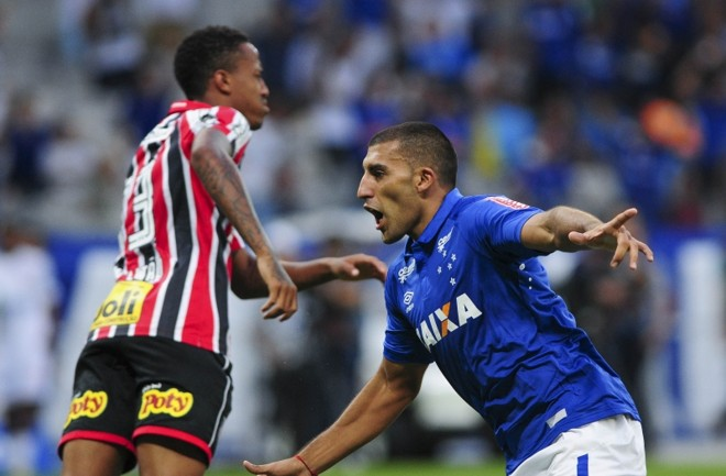 | Washington Alves/Site Oficial do Cruzeiro