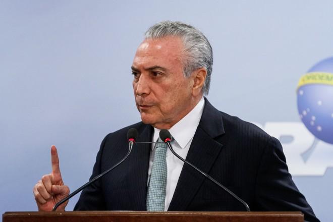 | Isac Nobrega/Presidência da República