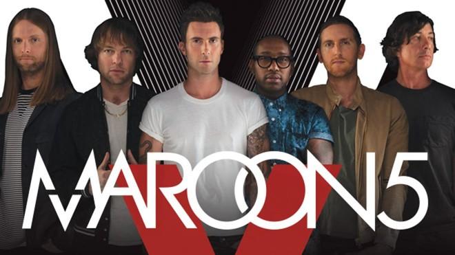 Banda californiana traz a turnê Maroon V à capital paranaense. | Divulgação/