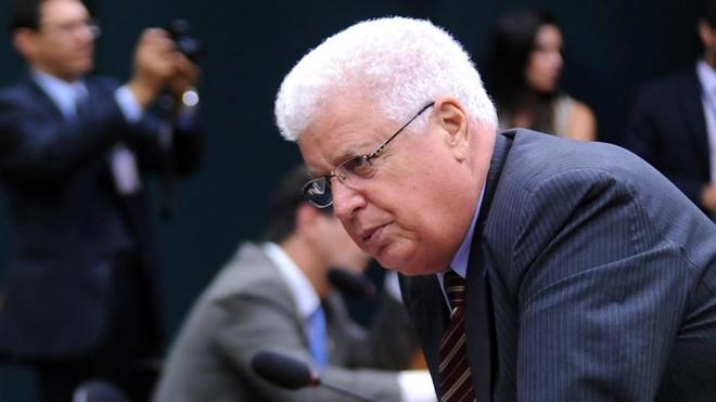 Nelson Meurer, do PP, em foto de 2014 | Lucio Bernardo Jr. / Câmara dos Deputados/Arquivo