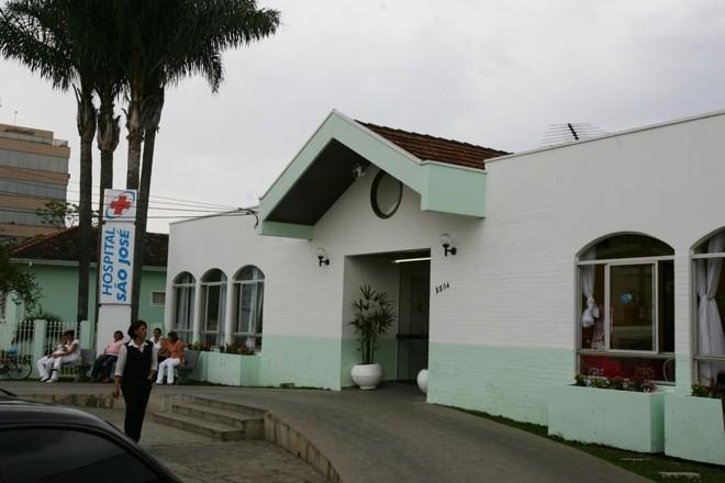 Hospital de São José dos Pinhais atendia cerca de 900 pessoas por mês em situações emergenciais   daniel castellano/daniel castellano