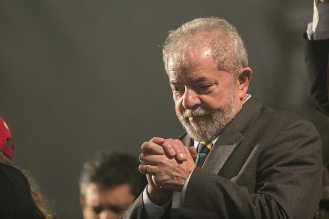 Lula responde a dois processos em Curitiba e a outros três em Brasília. Além disso existem mais dois inquéritos em curso  no STF e um em Curitiba. | Marcelo Andrade/Gazeta do Povo