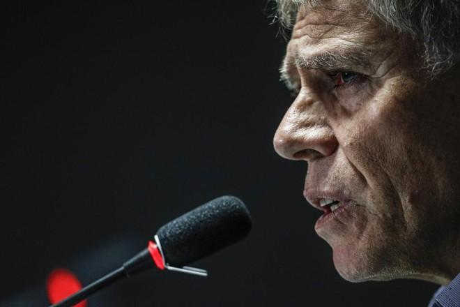 Autuori segue com prestígio no Atlético.   Jonathan Campos/Gazeta do Povo