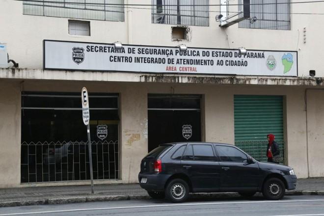 Presos fugiram de delegacia na região Central de Curitiba | Aniele Nascimento/Gazeta do Povo
