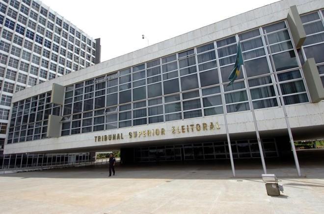 Voto do relator do processo no TSE, ministro Herman Benjamin, deve ser pela condenação da chapa que venceu a eleição presidencial de 2014. | José Cruz/Agência Brasil