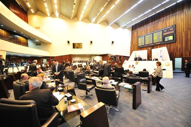Oplenário da Assembleia Legislativa do Paraná | Pedro de Oliveira/Assembleia Legislativa