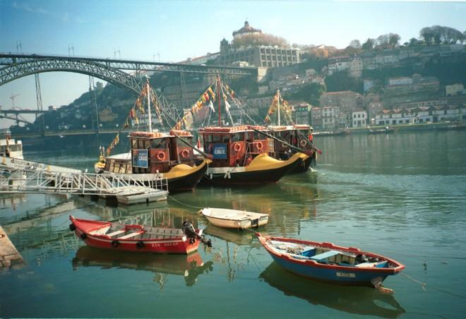 Cidade do Porto, em Portugal, é um dos destinos mais procurados por brasileiros.   MARIAN GUIMARAES/Gazeta do Povo