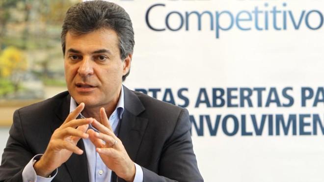 O governador do Paraná, Beto Richa | Orlando Kissner/ANPr/Arquivo