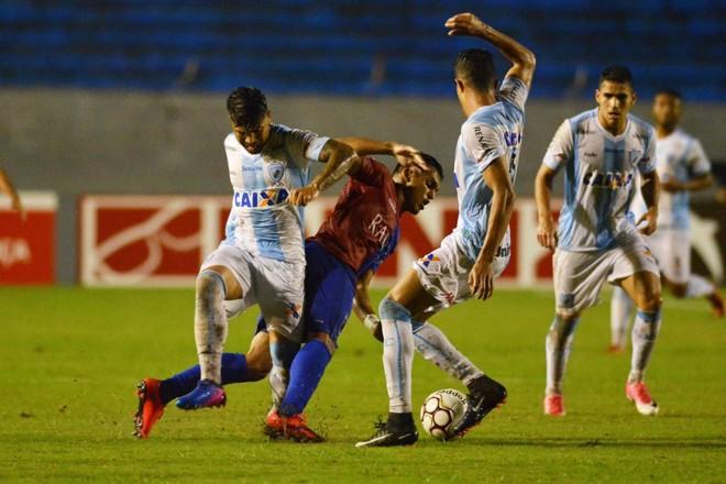 Paraná ficou no empate com o Londrina. | Gustavo Oliveira/Londrina Esporte Clube