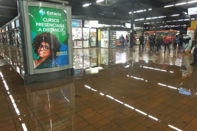 Terminal do Boqueirão | Maicon Gomes/ Gazeta do Povo