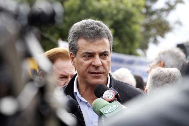 Beto Richa, governador do Paraná. | Arnaldo AlvesANPr