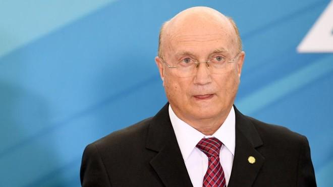 Demitido do Ministério da Justiça, Serraglio não quis assumir a pasta da Transparência e voltará ao mandato de deputado federal. | EVARISTO SA/AFP