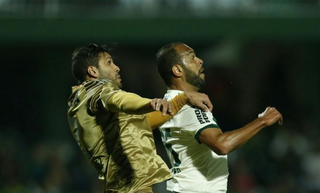 Alecsandro desabafou após derrota do Coritiba. | Jonathan Campos/Gazeta do Povo