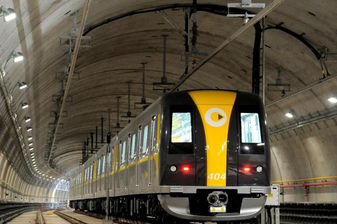 O trem sem condutor da Linha 4: operação é concentrada em central de controle que monitora do movimento da linha até o ar condicionado dos carros. | Divulgação