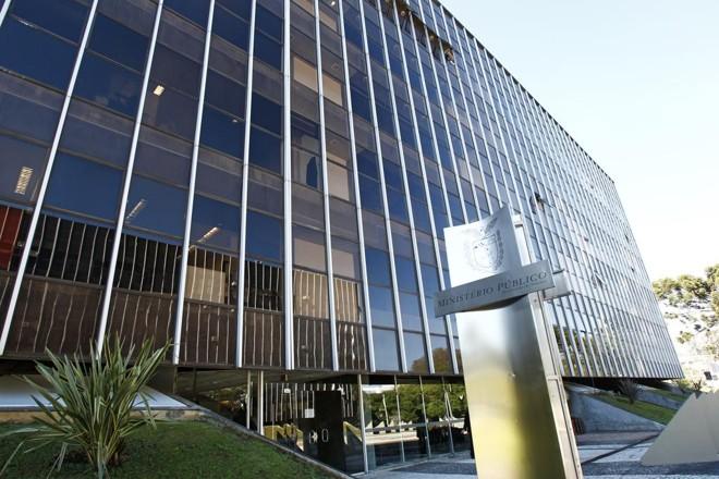 A sede do Ministério Público do Paraná | Antônio More/ Gazeta do Povo/Arquivo