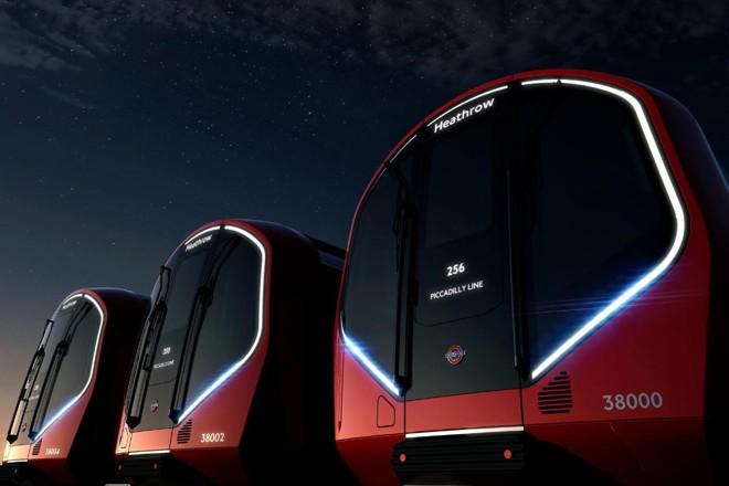 Trens do metrô de Londres (Reino Unido): exemplos de inovações vêm de várias partes do mundo.   DivulgaçãoTransport for London