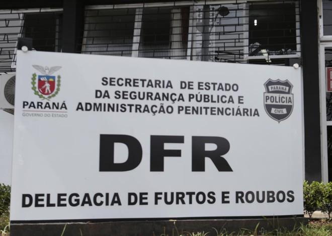 Operação é coordenada pela Delegacia de Furtos e Roubos | Albari Rosa/Gazeta do Povo