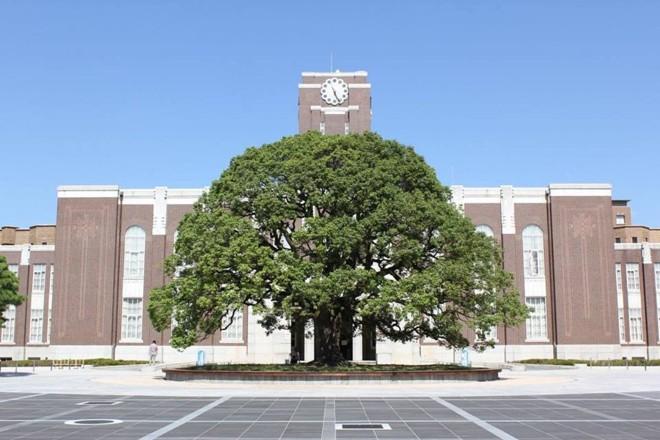 Campus da Universidade de Kyoto: cursos de humanas ameaçados   Reprodução /Kyoto University